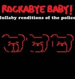 playtime Rockabye Baby CD: The Police