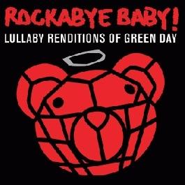 playtime z Rockabye Baby CD: Green Day