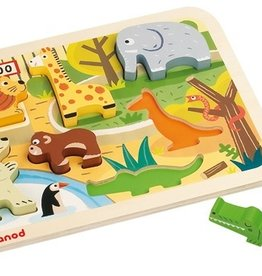 playtime zoo chunky puzzle