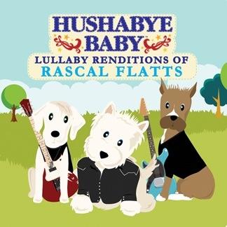 playtime Hushabye Baby CD: Rascal Flatts