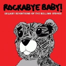 playtime Rockabye Baby CD: The Rolling Stones