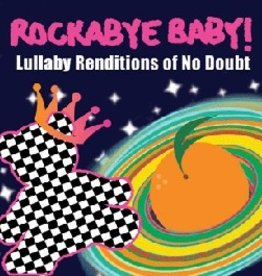 playtime Rockabye Baby CD: No Doubt