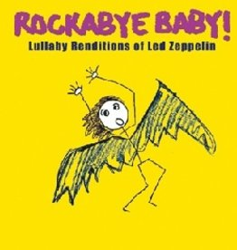 playtime Rockabye Baby CD: Led Zeppelin