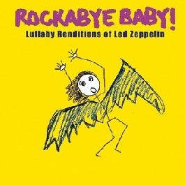 playtime Rockabye Baby CD: Led Zeppelin