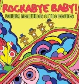 playtime Rockabye Baby CD: The Beatles