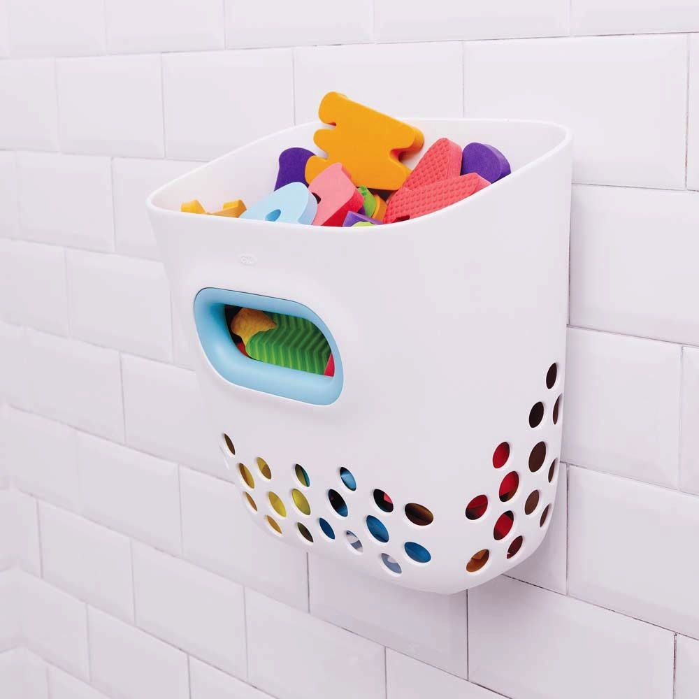 bath oxo tot bath toy bin