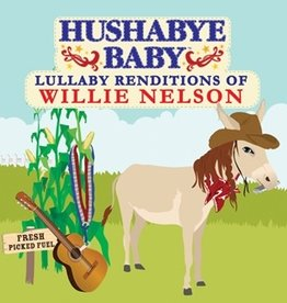 playtime Hushabye Baby CD: Willie Nelson