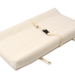 furniture naturepedic organic 2-sided contoured changing pad