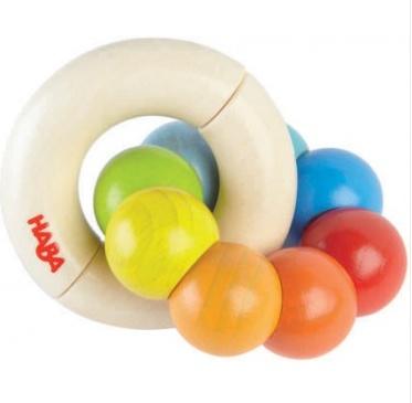 playtime haba clutching toy colorwheel