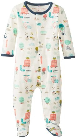 baby boy zz magnificent baby transport footie