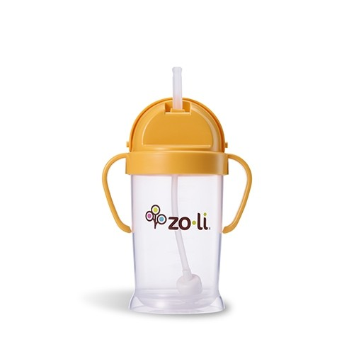 feeding BOT XL straw sippy cup