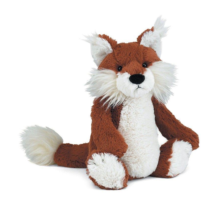 playtime woodland fox