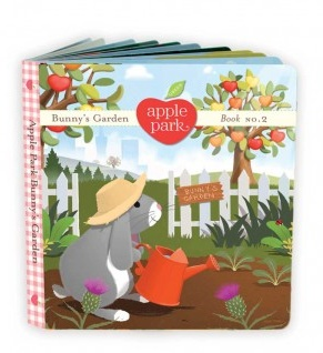 book bunny's garden