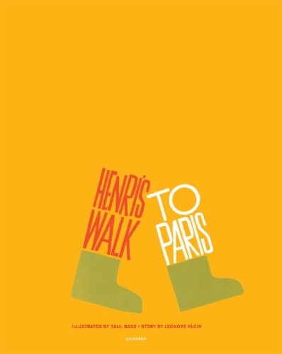 book henri's walk to paris