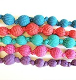 jewelry beaded cloth necklace