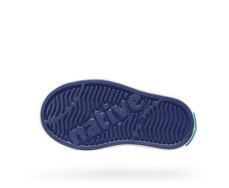 fashion accessory native jefferson shoes, regatta blue