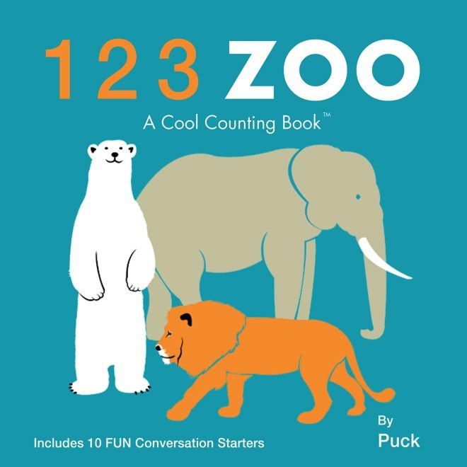 book 123 Zoo
