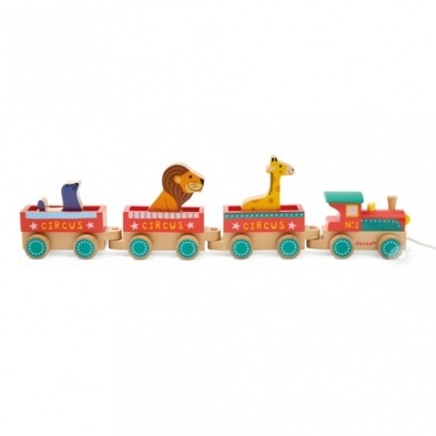 playtime circus baby train