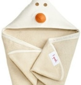 bath 3 sprouts hooded towel