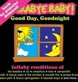 playtime Rockabye Baby CD: Good Day/Goodnight