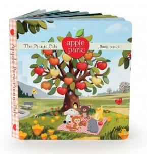 book picnic pal storybook
