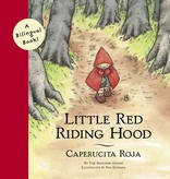 book little red riding hood/ caperucita roja