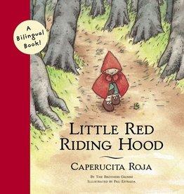 book Little Red Riding Hood/ Caperucita Roja
