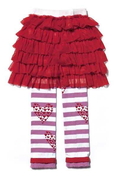 fashion accessory Luna Leggings footless tights with tutu