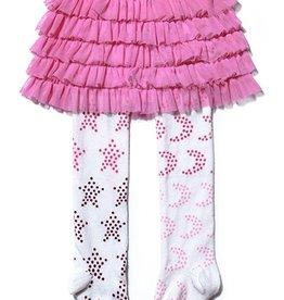 fashion accessory Luna Leggings footed tights with tutu