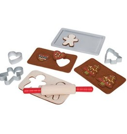 playtime Hape gingerbread baking set