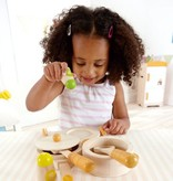 playtime Hape gourmet kitchen starter set
