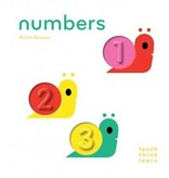 book touch think learn: numbers