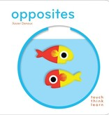 book Touch Think Learn Opposites