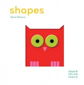 book touch think learn: shapes