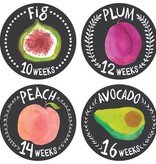functional accessory pregnancy belly stickers