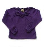 girl ruffle shirt (more colors)