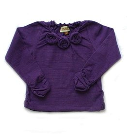 girl ruffle shirt (more colors)