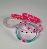 jewelry lucite bracelet