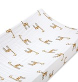 decor aden + anais classic changing pad cover