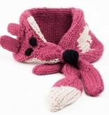 functional accessory fox scarf