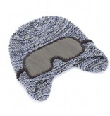 functional accessory goggle beanie, boys