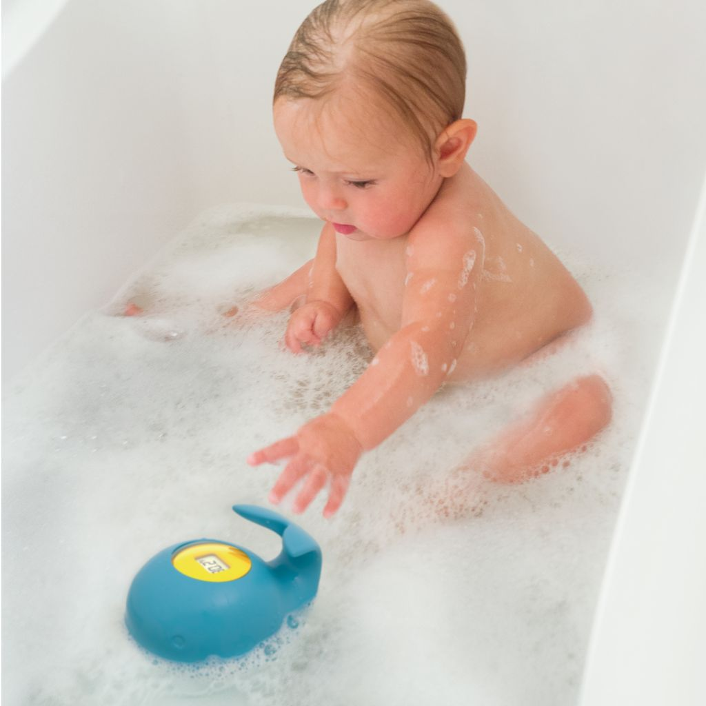 bath moby floating thermometer