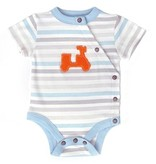 baby boy scooter onesie
