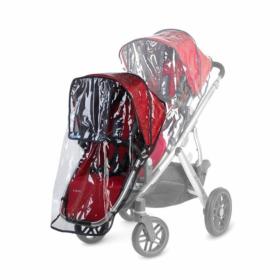gear UPPAbaby RumbleSeat Rain Shield