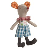 playtime Maileg circus clown mouse