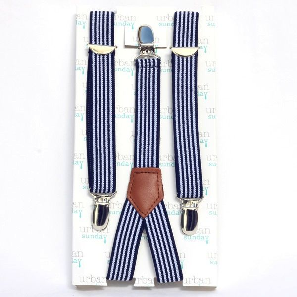 fashion accessory urban sunday suspenders