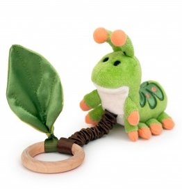 playtime caterpillar teething toy