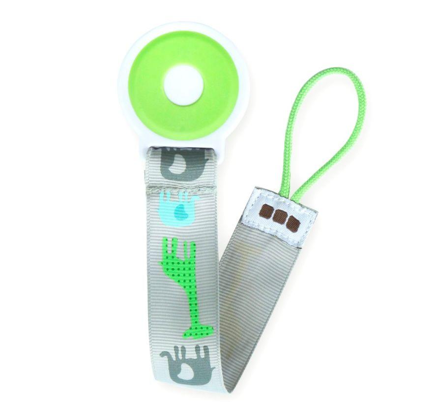 functional accessory JJ Cole pacifier clip
