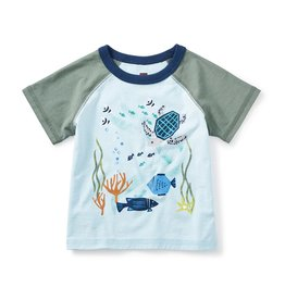 master tea collection great barrier reef graphic tee