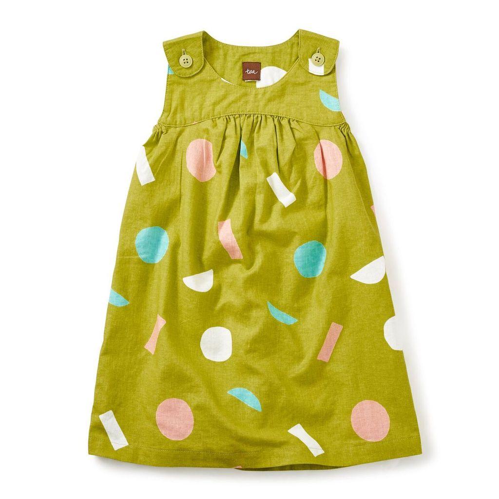 girl jackfruit hi-lo dress
